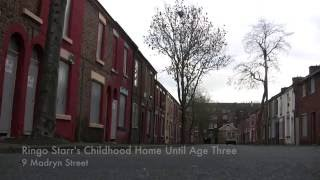 The Childhood Homes of the Beatles
