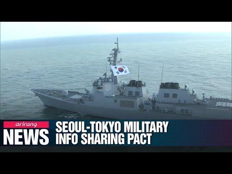 U.S. wants S. Korea, Japan to continue military info sharing: VOA