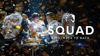 We Destroy Cloud9 3-0 and become NA LCS Champions | Squad EP 25: Team Liquid vs Cloud9