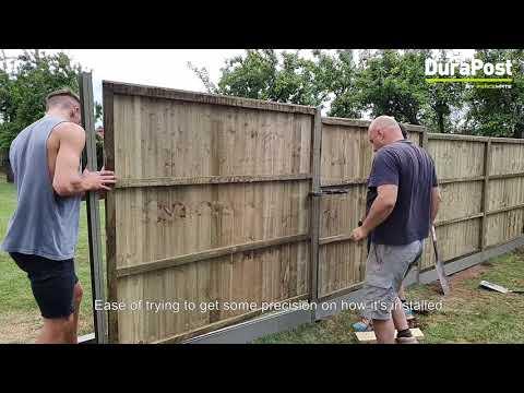 16 Bay Fence Installation thumbnail