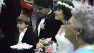 preview picture of video '1985-12 Dec 20 Ceiba PR Aileen & Efrain's Wedding Procession'