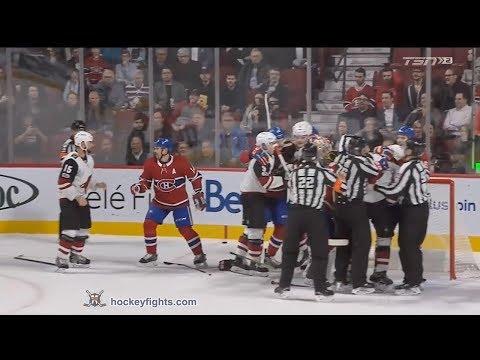 Tomas Plekanec vs. Brad Richardson