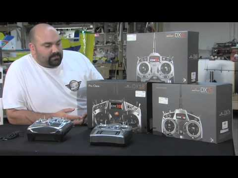 Radio Controlled (RC) Model Airplane – New Radios for RC Planes