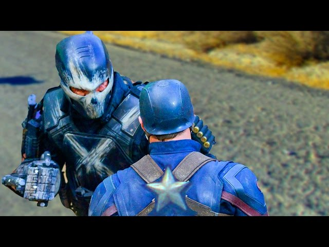 Captain America Civil War Trailer, 8 Things We Know (D23 Civil War REVEAL)