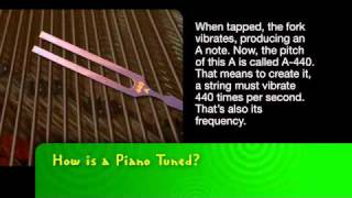 Bayer MSMS | How is a Piano Tuned?
