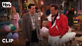 Friends: Rachel's Two Surprise Birthday Parties (Season 2 Clip)   TBS