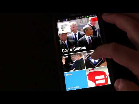 Flipboard News App – Android App Review & Demo