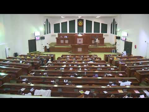 مداخلة نائب المذرذرة خلال اختتام الدورة البرلمانية