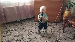 Танцующий малыш!
