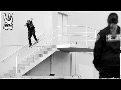 Real Skateboards: Harry Lintell