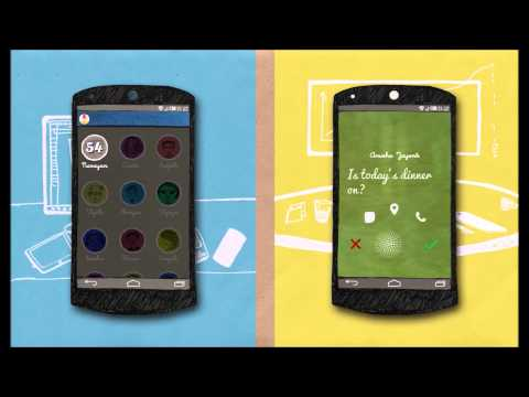 Video of Knock for Android