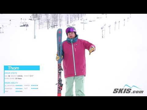 Video: Atomic Vantage 79 TI Skis 2021 21 45