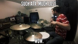 SallyDrumz - Avenged Sevenfold - Lost Drum Cover