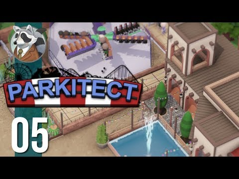 On a Mission | Cedar Creek | Parkitect Ep.5