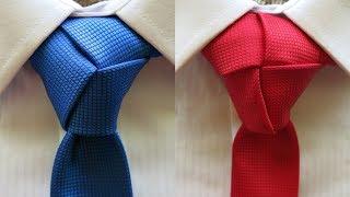 How to tie a tie - Trinity and Truelove necktie knots