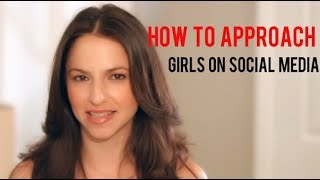 How To Approach Women On Instagram & Facebook