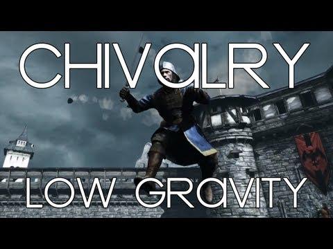 Aaaaaahhhhhh! It's A Medieval Brawl In Low-Gravity