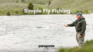 Simple Fly Fishing by Yvon Chouinard | Patagonia Books