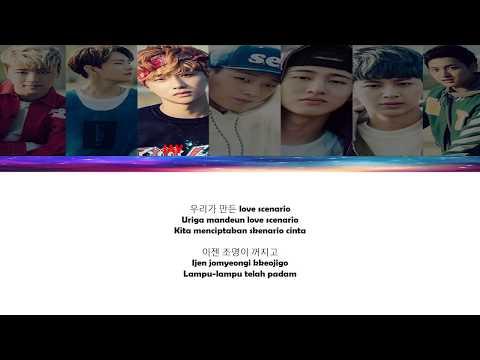 Hangul ] - LOVE SCENARIO - IKON