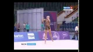 SPRING CUP 2014 по художественной гимнастике