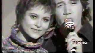 Antonella Bucci & Francesco Boccia - Amor mio (live Domenica In 1995)