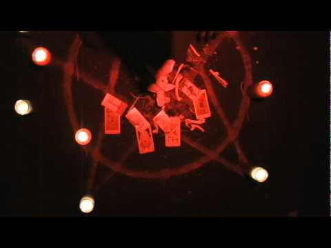 Nunslaughter Hex OFFICIAL VIDEO online metal music video by NUNSLAUGHTER