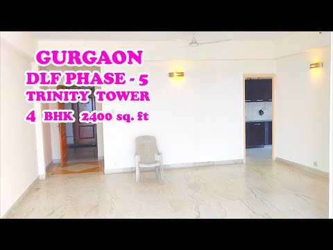 Dlf Trinity Towers In Sector 53 Price Reviews Floor Plan