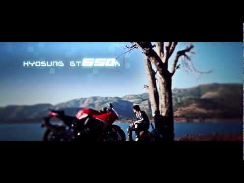 DSK Hyosung GT650R - The beast unleashed