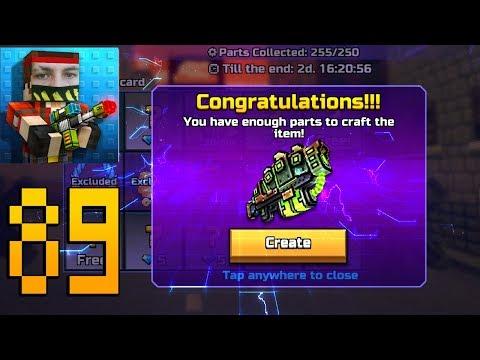 Pixel Gun 3D - Gameplay Walkthrough Part 89 - BRUTAL THINNER