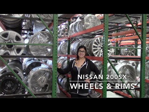 Factory Original Nissan 200SX Wheels & Nissan 200SX Rims – OriginalWheels.com