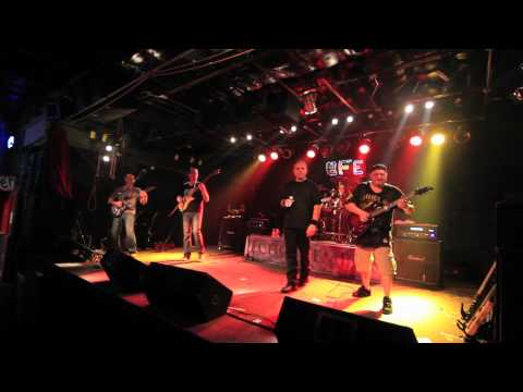 Echo Temple - Operation Mindcrime (Queensryche cover) - live @ The BFE Houston