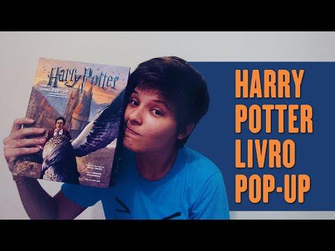 RESENHA - Harry Potter: Um Livro em POP-UP | Quatro Sentidos