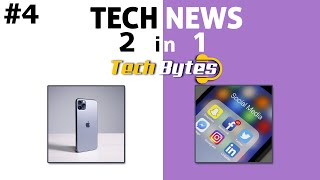 TECH NEWS | TWO IN ONE | #4 | TECHBYTES