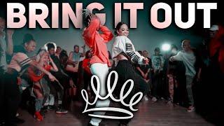 Bring it Out | DJ ESCO OT Genasis Future | Aliya Janell & Dexter Carr Collaboration