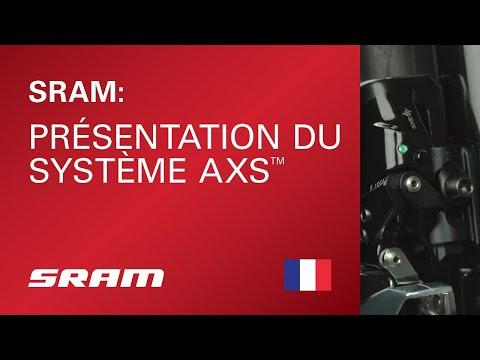 Présentation du système SRAM AXS™