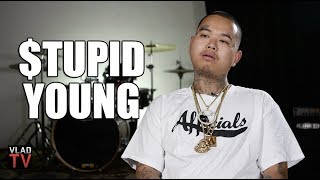 Gambar cover $tupid Young Says Dissing China Mac was Just Competition, No Real Beef (Part 8)