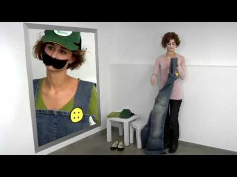 Cómo hacer el disfraz de Luigi