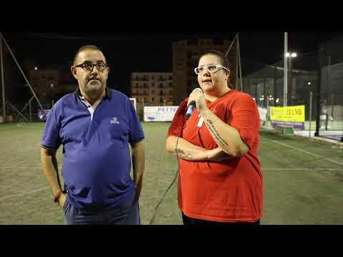 immagine di anteprima del video: Quattro chiacchiere con Ciccia Quattrocchi lei i gol li deve...