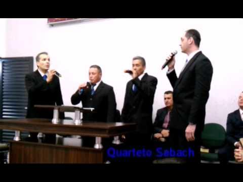 Culto dos Varões na AdBelém de Boa Esperança do Sul com a participação do Quarteto Sabach 03