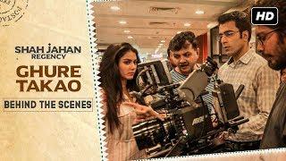 Ghure Takao (ঘুরে তাকাও) | Behind The Scenes | Shah Jahan Regency | Abir | Rittika | Srijit | SVF