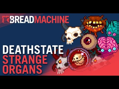 Deathstate items and maybe some Slam Land gameplay thumbnail