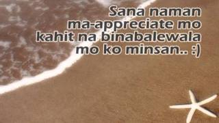 More Than You'll Ever Know by Jed Madela with Lyrics
