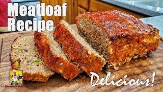 Meatloaf Recipe | Easy Meatloaf Recipe