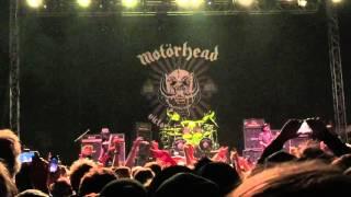 Motörhead @ Riotfest Chicago 11th Sept 2015 - Ace of Spades
