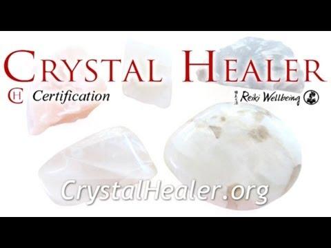 Online CRYSTAL HEALING Certification ~ REGISTER NOW ...