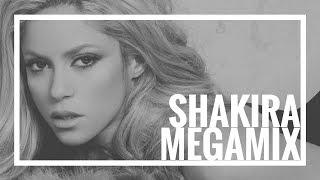 Shakira Megamix 2015 - The Evolution of Shakira