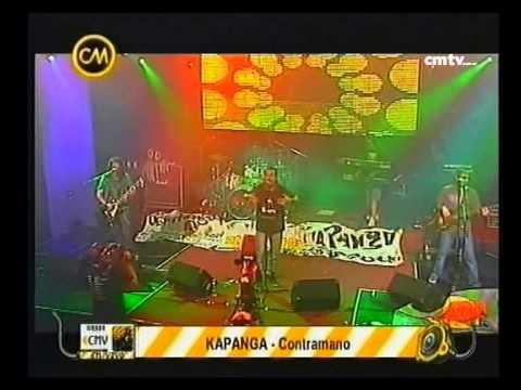 Kapanga video Contramano - CM Vivo 2009