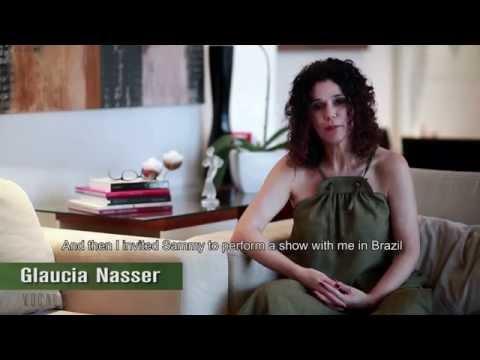 EPK Talisman Sammy Figueroa e Glaucia Nasser online metal music video by SAMMY FIGUEROA