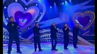 Boyzone on the Shane Richie Experience and sing Coming Home Now