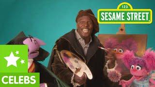 Sesame Street: Terry Crews is an Artist